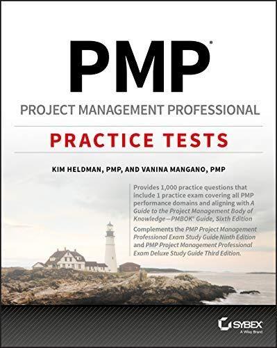 PMP Project Management Professional Practice Tests - Default