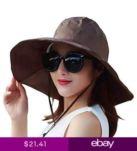 Womens Rain Hats Waterproof Rain Hat Wide Brim Bucket Hat Rain Cap Sun Hats a1276a7033e5