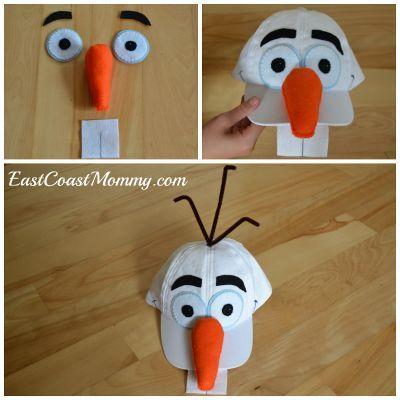 East Coast Mommy Diy Olaf Costume Olaf Costume Diy Olaf