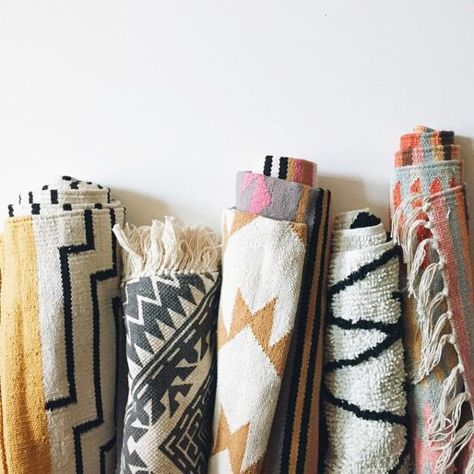 Magical Thinking Printed Boucherouite Rug - Urban Outfitters