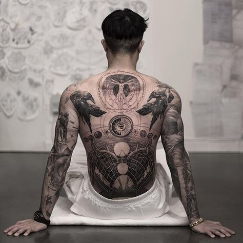 TOP BODY TATTOOS TO GET