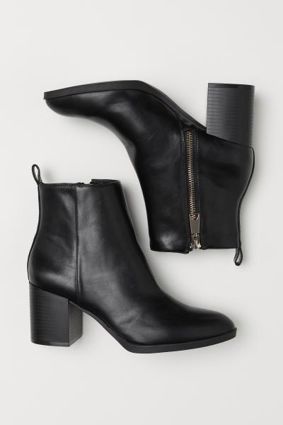 Damenschuhe Worker Boots Stiefeletten Stiefel Booties Winter Futter Trendy