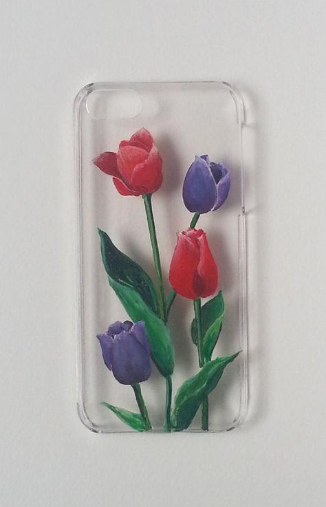 cover iphone 5s trasparente rigida
