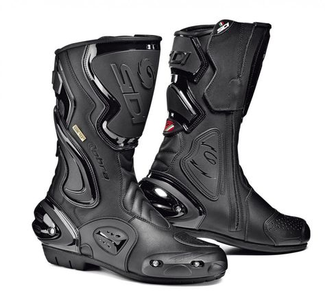 Sidi Mens Cobra Gore-Tex Leather Riding Boots... ID 998412 b929cb82088