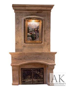 Fireplace Mantels And Overmantels Diy Fireplace Mantel Surround