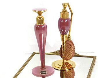 ANTIQUE Devilbiss Perfume Bottles