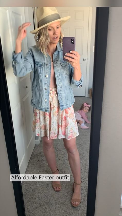 Affordable Easter outfit
