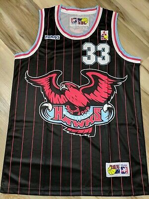 Advertisement Ebay Melvin Thomas 1998 Wollongong Hawks Replica Nbl Jersey Medium Illawarra Defect Jersey Wollongong Lamelo Ball