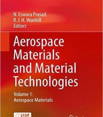 Aerospace Materials And Material Technologies PDF | Science