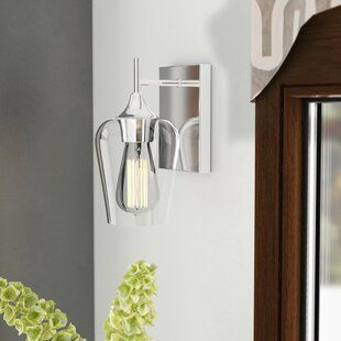 17 Stories Isabel Metal 1 Light Plug In Swing Arm Wayfair In 2020 Sconces Wall Sconces Dimmable Light Bulbs