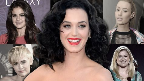 9 songs written by Katy Perry. She sure is busy and way talented than we all expect for a pop singer.