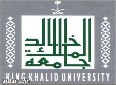 جامعة الملك خالد تعلن فتح القبول للمنح الداخلية ببرامج البكالوريوس لغير السعوديين University Logo Government Logo Khalid