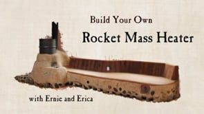 Vimeo Rocket Mass Heaters With Ernie And Erica 시청 Vimeo 온디맨드 Rocket Mass Heater Rocket Heater Rocket Stoves