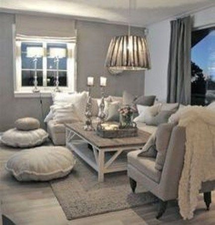 38 Hottest Farmhouse Living Room Decor Ideas To Try Lounge Room Styling Grey Couch Living Room Gray Living Room Design Cream living room decor ideas