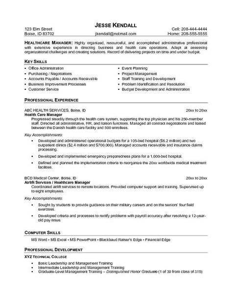 Sample Resume Templates For Office Manager,,medical Office Manager Resumeu2026  | Interviewing For Jobs | Pinterest | Sample Resume Templates, Sample Resume  And ...  Healthcare Manager Resume
