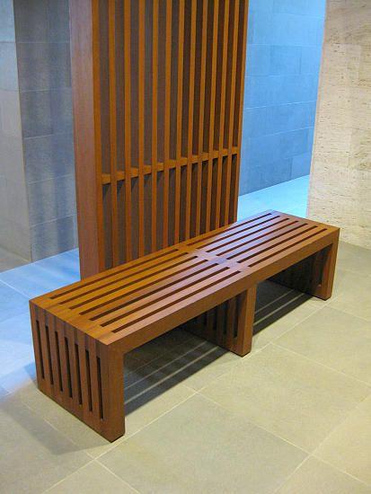 Mocca Spa Bench Union Freiraummobiliar Contemporary Bench Bench Minimalist Interior Design