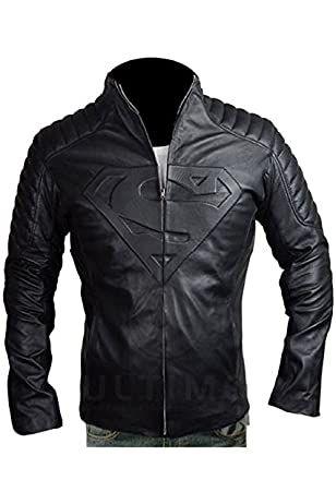 Figura Fashionz DC Green Arrow Black Roy Harper Genuine Lambskin Leather Jacket with Hood for Men