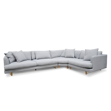 Della Modular Sofa Cement Grey Modular Sofa Couches For Sale Sofa Design