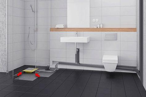 Bodengleiche Dusche Einbauen Anleitung Dusche Einbauen