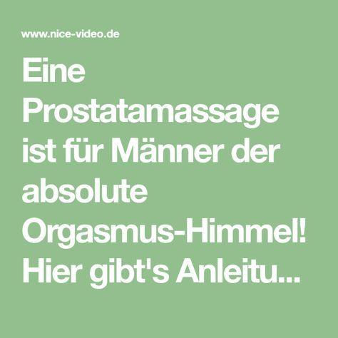 Prostatamassage Er Wird Diese Analspielchen Lieben Prostata