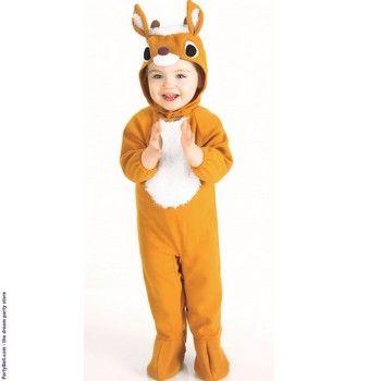 Smiffys Reindeer Boy Rudolph Dasher Dancer Xmas Child Christmas Costume 39801