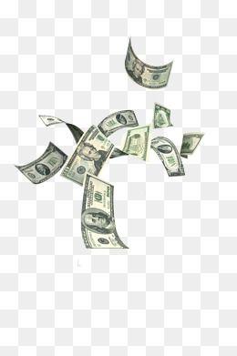 2020 的 Dollar Bill Falling Png Picture The Dollar Banknote