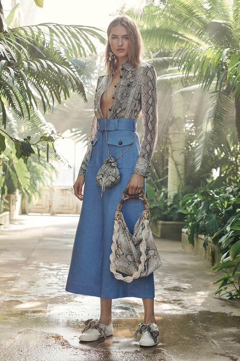 Zimmermann Resort 2019 Fashion Show Collection: See the complete Zimmermann Resort 2019 collection. Look 21