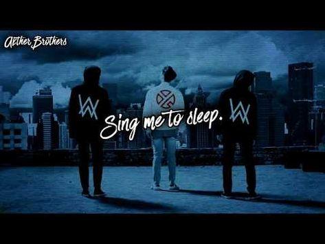 New Whatsapp Status Video Alan Walker Sing Me To Sleep