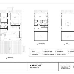 Ayfraym Starter Plans Construction Plan Roof Plan Planning Materials