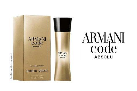 f3a83bc3a5 Armani Code Absolu For Women New Giorgio Armani Perfume - PerfumeMaster.com