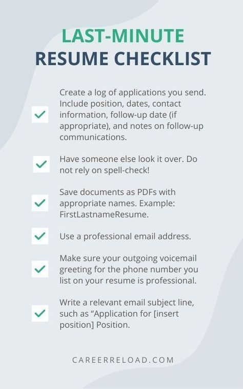 14 Best Resume Tips That'll Help You Get Hired