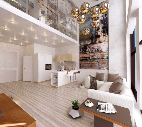 Quadri moderni per decorare casa | Soggiorno moderno, Idee ...