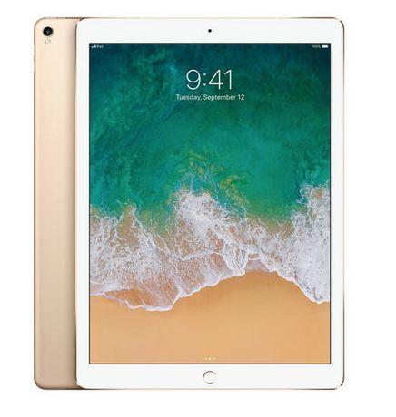 Apple Ipad Pro 12 9 64gb With Wi Fi Gold Ipad Pro Apple Ipad Pro Ipad