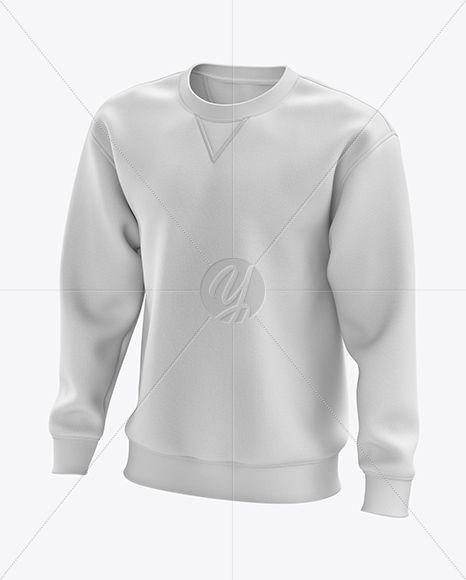Download Men S Heavyweight Sweatshirt Mockup Half Side View In Apparel Mockups On Yellow Images Object Mockups Clothing Mockup Mens Sweatshirts Sweatshirts
