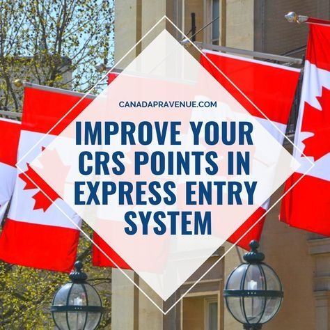 If You Re Crs Score Is Low You Will Not Get Invited To Apply Canada Pr Visa From Ircc So Lets Find Out How To Improve Your Exp Canada Migrate To Canada