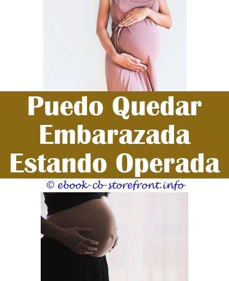remedios caseros para quedar en embarazo estando operada