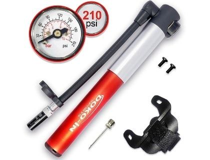 Best Mini Bike Pump Reviews 2019 Bike Pump Mini Bike Cool Bicycles