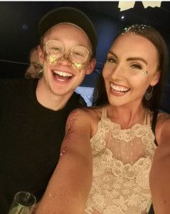 New Pics Of John Bell And Maeve Foley At The Season 4 Wrap Party