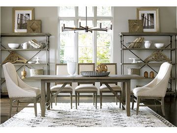 Universal Furniture Curated Chelsea Kitchen Table 316751