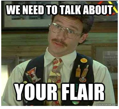 Office Space 15 Pieces Of Flair Moviestv Office Space Meme