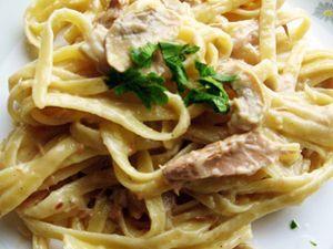 Tuna Carbonara Recipe Panlasang Pinoy Meaty Recipes Recipe Tuna Carbonara Recipe Easy Carbonara Recipe Carbonara Recipe