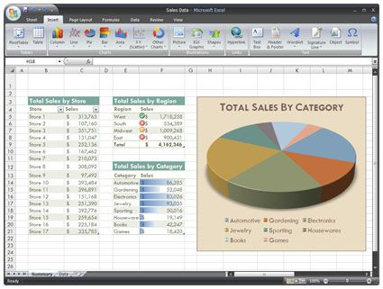 Advanced Financial Statement Analysis templates in docs and excel - financial summary template