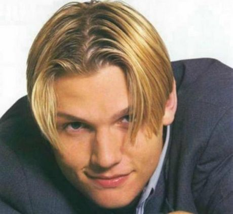 90er Jahre Frisuren Fur Jungs Neu Haar Schnitte Nick Carter 90s Hairstyles Mens Hairstyles