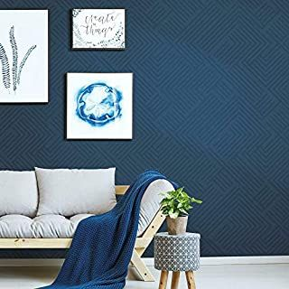 Roommates Grasscloth Peel And Stick Wallpaper Rmk11314wp Amazon Com In 2020 Roommate Decor Peel And Stick Wallpaper Wall Coverings