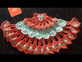 Saiadecrocheparapanodeprato Pin Saia De Croche Para Pano De Prato Youtube In 2021 Crochet Curtains Crochet Bikini Pattern Crochet
