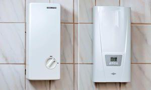 Durchlauferhitzer Installieren Durchlauferhitzer Niederdruck