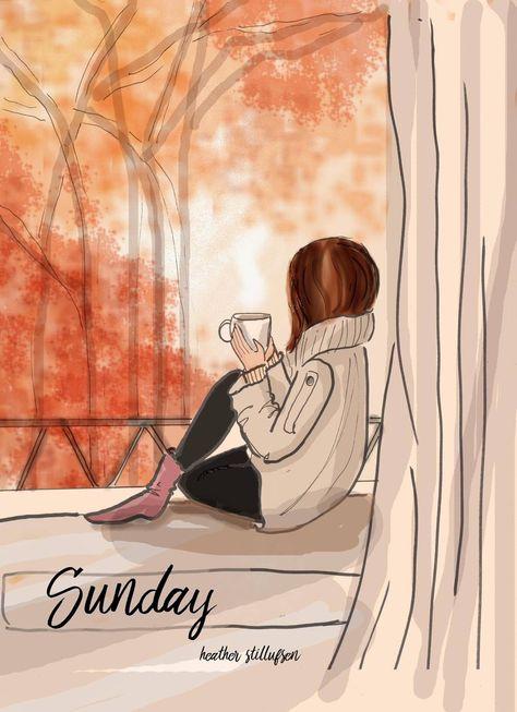 Sunday by Heather Stillufsen