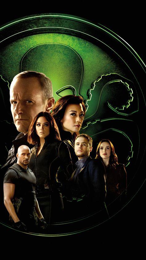 Marvel's Agents of S.H.I.E.L.D. Phone Wallpaper | Moviemania