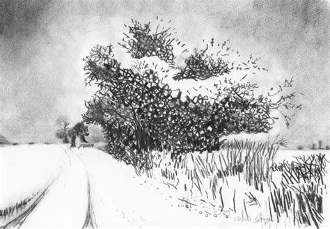 Charcoal Drawing Landscape Ad Barn Charcoal Drawing Hard Drawings Pencil Drawing Tutorials