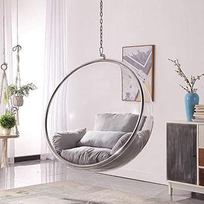 Pin By Hammock Town On Hammock Home Decor Bubble Chair Swing